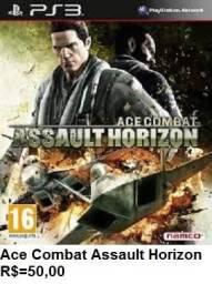 Ace Combat Assault Horizon de Ps3, usado comprar usado  Porto Alegre