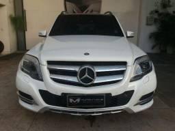 Mercedes-benz Glk 3.5 Blueeffciency 4x4 2012/2013 Branco Blindado - 2013