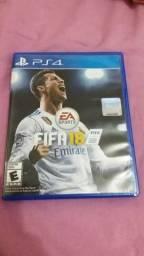 FIFA 18 (vendo ou troco)
