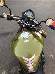 Hornet 2011/2011 pago 2018 moto extra com 20 mil km - 2011