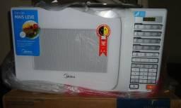 Micro-Ondas Midea Liva 30L Branco novo na caixa