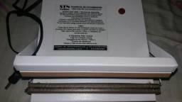 Seladora de plástico 20cm manual semi novo 120reais