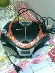 Rádio com cd