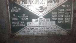 Motor yamar b8