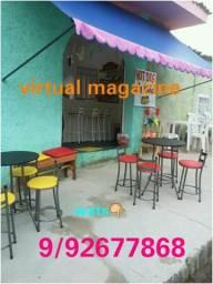 Mesas bistros temos pra casa ou comercio 9/92677868