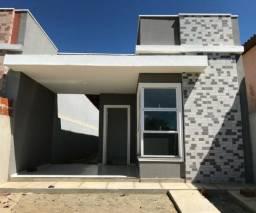Casas com 5,50m largura 3 quartos e documentação inclusa na Pavuna