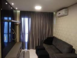 Jardim olivia - 63mts² 03 quartos/andar alto/mobiliado/decorado