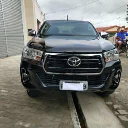 Toyota Hilux Srv 2.8, 4x4 2016 - 2016