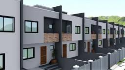 F-SO0426 Sobrado com 3 dormitórios à venda, 112 m² por R$ 320.000 - Ponta Grossa/PR