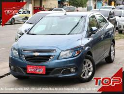 Chevrolet Prisma 1.4 LTZ Automático 2013/2014 é na Top Car! - 2014