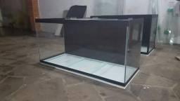 Aquario novo 100x40x50
