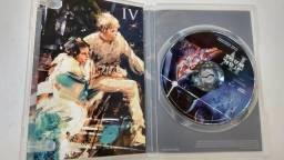 Box Trilogia Star Wars 4 Dvd's. Filmes IV, V E VI + Bônus