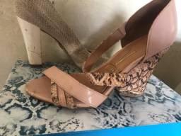 Vendo sandálias, diversos modelo