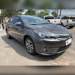 OPORTUNIDADE - Corolla Gli 1.8 Automatico - SOMENTE VENDA - 2018