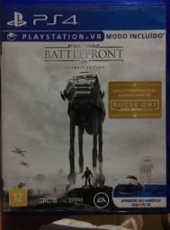 Vendo Jogo de PS4 Batlefront Star Wars