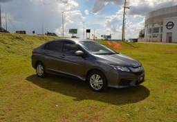 HONDA CITY DX CVT - 2017