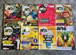 Coleção Revistas de Design