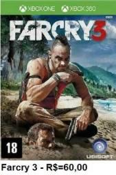 Farcry 3 de Xbox One