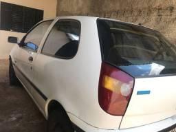Fiat Palio 97 1.0 ipva isento, alarme, antifurto, rádio