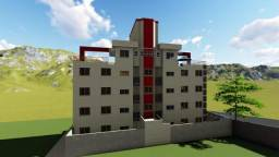 Apartamento à venda com 3 dormitórios em Jardim riacho das pedras, Contagem cod:5467