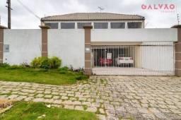 Casa à venda com 4 dormitórios em Cajuru, Curitiba cod:41720