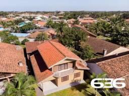 Casa à venda com 5 dormitórios em Salinas, Balneário barra do sul cod:03015576