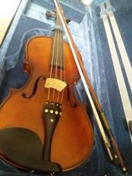 Viola de Arco 4/4 Eagle Va180 + case de luxo