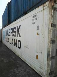 Container Reefer 40' - 12M