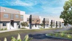 Casa com 2 dormitórios à venda, 53 m² por R$ 171.588 - Costeira - Araucária/PR