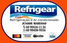 Manutenção em Refrigeração
