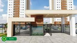 Residencial Iguaçu - Eldorado Parque - 2 quartos com entrada parcelada