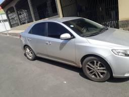 Kia Cerato EX 1.6 11/11 Prata - 2011