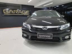 Honda New Civic EXS 1.8 16V i-Vtec (Aut) (Flex) 2012 - 2012