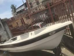 Barco de fibra 4.60mt