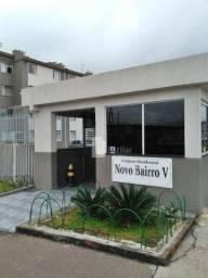 Apartamento 02 quartos no Sítio Cercado, Curitiba