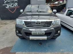 Toyota Hilux CD 2.7 SRV 4X4 Flex com GNV