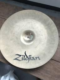 Prato Crash Zildjian A Custom 17