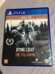 Jogo Dying Light - The Following PS4