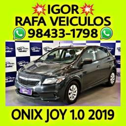 ONIX JOY 1.0 FLEX 2019 1 MIL DE ENTRADA FALAR COM IGOR tt
