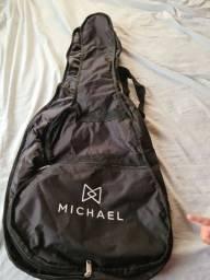 Capa de violão Michael