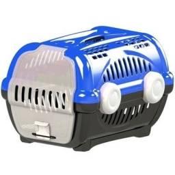 Caixa de transporte de cachorro Luxo furacãoPet