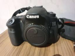 CANON 60D + acessórios