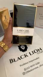 Perfume Good Girl 80ml Carolina Herrera Eau de Parfum Feminino original com selo adipec