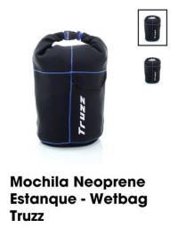 Mochila de Neoprene Estanque -Wetbag - Nova!