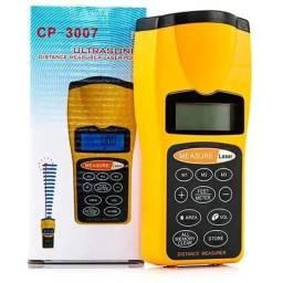 Trena Digital à LASER - CP 3007 - Ultrasonic