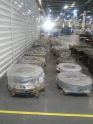 Bobinas da Aço para Uso Industrial - #7480