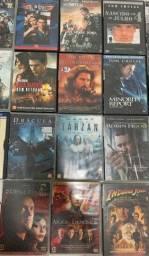 Baixei! Pacote de filmes em DVD!