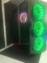 Título do anúncio: CPU GAMER montada pronta para Jogar PROCESSADOR I5 SSD 128GB
