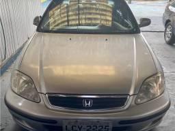 Honda Civic 1.6 lx 16v gasolina 4p manual