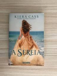 Livro - A sereia (Kiera Cass)